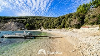 beach Kalavojna, Rakalj, Croatia