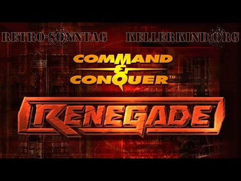 Retro-Sonntag [HD] #011 – Command & Conquer – Renegade ★ Let's Show Game Classics