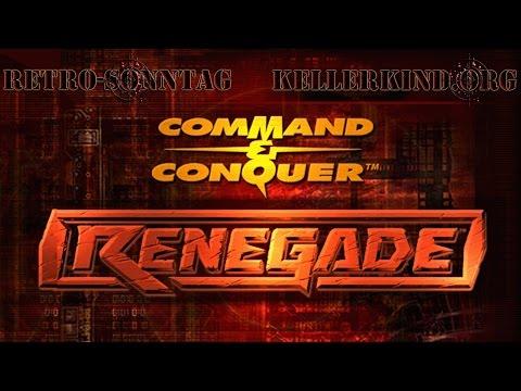 Retro-Sonntag [HD] #011 – Command & Conquer – Renegade ★ Let's Show Game Classics
