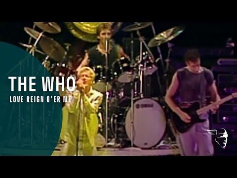 Love Reign O'er Me (Live)