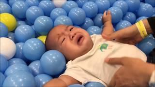 Kidzoona Indoor Playground Fun   Mandi Bola Di Tempat Main Anak Kidzoona AEON Mall
