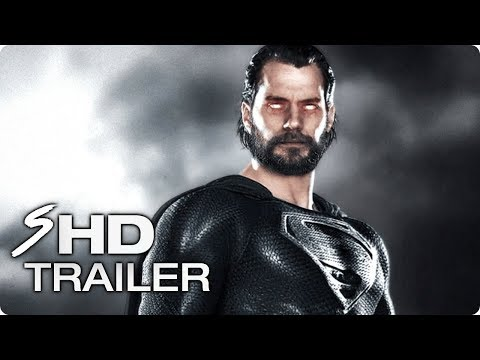 JUSTICE LEAGUE Official Final Extended Trailer - Superman Reveal (2017) Screenshot 1