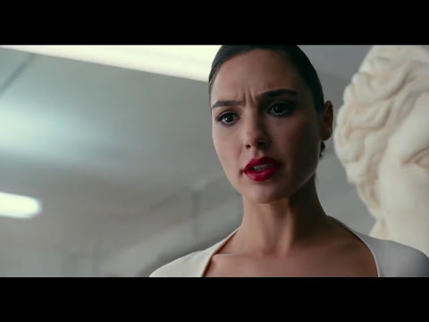 JUSTICE LEAGUE Official Final Extended Trailer - Superman Reveal (2017) Screenshot 3