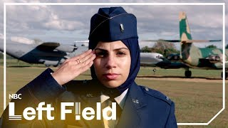 Wearing Hijab in the usa Military NBC Left Field Video
