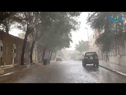 الأرصاد يحذر من عواصف رعدية وامطار غزيرة على منطقة مكة