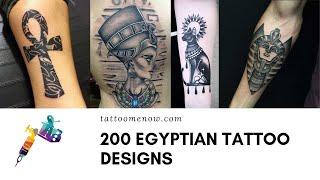 200 Egyptian Tattoos (2019)