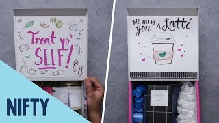 4 Cute And Creative Care Packages