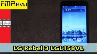 Firmware LG Rebel 3 LTE L158VL for your region - LG-Firmwares com