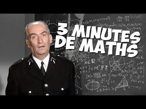 3 minutes de maths avec Louis de Funès !