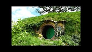 Real Life Hobbit House , I Really Want To Live In This Fairy Tale