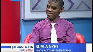 Athari za mafuriko kwa wasafiri | JUKWAA LA KTN
