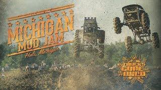 Michigan Mud Jam - Trucks Gone Wild Documentary