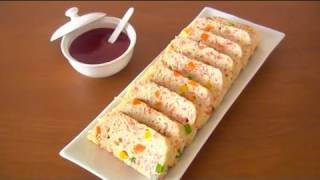 Healthy Microwave Meatloaf (Recipe) レンジで5分!ヘルシーミートローフ (レシピ)