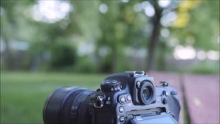 Nikon D500 Kit 16 80mm The best!Camera dreams!General view of the camera FHD and 4K Video Test