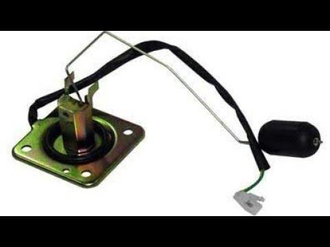 FUNCION del sensor de gasolina de una moto ( interesante )