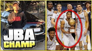 How THIS Player Chose The JBA Over College... AND IT PAID OFF!