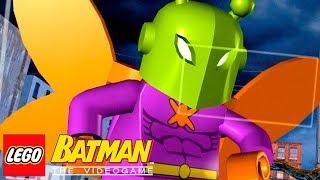 ATRAINDO O MARIPOSA ASSASSINA COM UMA LAMPADA - LEGO Batman The Videogame #14