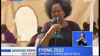 Senator Enock Wambua hints at Kalonzo and Gideon Moi Alliance for 2022 presidency