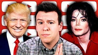 Michael Jackson Reaction Backlash, Brexit Protests, & Donald Trump's Amazing Weekend Just Got Better