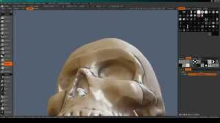 3d coat sculpting timelapse - Thủ thuật máy tính - Chia sẽ kinh