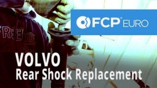Volvo Shock Replacement (850 Rear Shock & Mount)