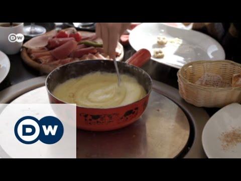 Guten Appetit, Europa: Schweizer Käsefondue | Euromaxx