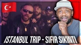 İstanbul Trip feat. Muşta & Şehinşah & SvA - Sıfır Sıkıntı (Official Video) TURKISH RAP REACTION!!!