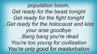 Anti-nowhere League - Get Ready Lyrics