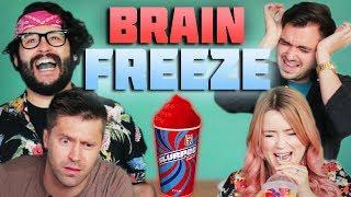 Brain Freeze Races