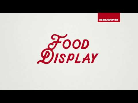 Your Guide to SKOPE's Food Display Range