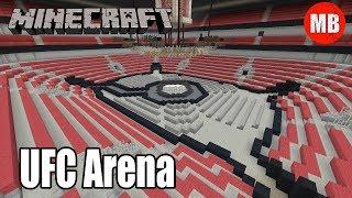 UFC Minecraft Arena!