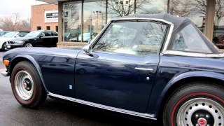 preview picture of video '1972 Triumph TR6 - Village Luxury Cars Toronto'
