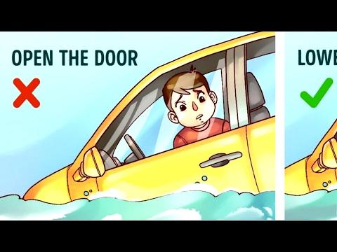 Arabalar İle İlgili Hayat Kurtaracak Pratik Bilgiler