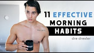 11 EFFECTIVE Morning Habits You Should Do Everyday [Lifestyle Tips]