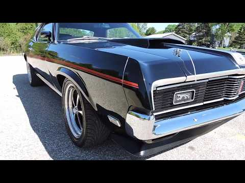 Video of Classic 1969 Cougar located in Iowa - Q3FE
