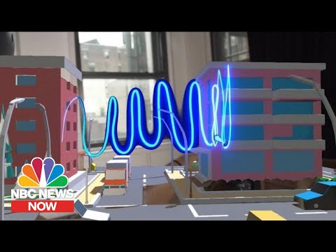 Why It's So Hard To Make A 5g Phone | NBC News Now
