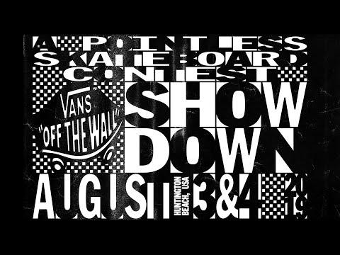 Vans Showdown