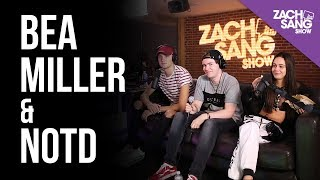 Bea Miller & NOTD Talk I Wanna Know, Aurora & Emo Music