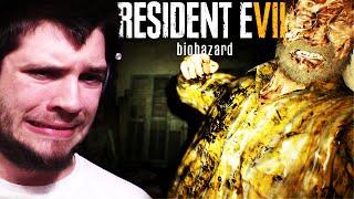 Resident Evil 7 Demo - PSYCHO FAMILY? - Resident Evil 7 Teaser: Beginning Hour
