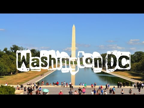 Video Top 10 things to do in Washington DC. Visit Washington DC