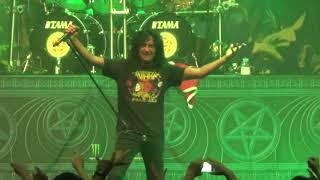 Anthrax - Caught in a Mosh / Madhouse (Santiago, Chile 2017)