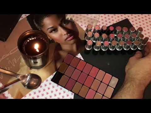MAC x Nicki Minaj Lipstick Palette ⭐️ Melting Lipsticks Makeup Kit Makeup Hack