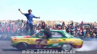 Eddie Rasta Spinning at Wheels of Fury