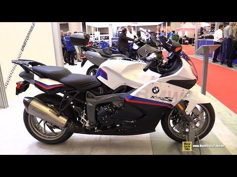 2015 BMW K1300S - Walkaround - 2015 Salon Moto de Montreal