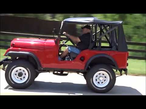 Video of 1964 Willys Jeep located in TEXAS (TX) - $16,500.00 - Q4KI