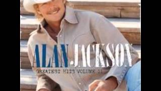Alan Jackson -- Gone Crazy