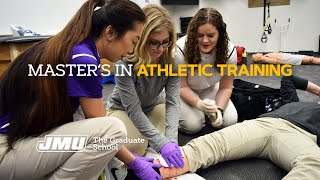 Master's In Athletic Training