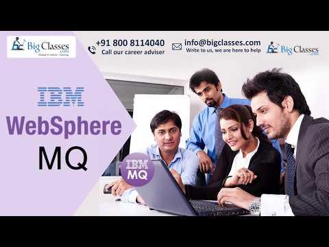 IBM WEBSPHERE MQ Technical Introduction   IBM MQ Videos   Part ...