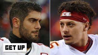 Chiefs vs. 49ers: Super Bowl LIV is set   Get Up