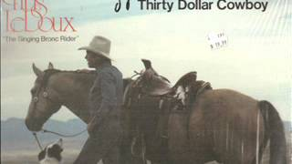 Chris Ledoux ~ There's A Rodeo In Montana (Vinyl)